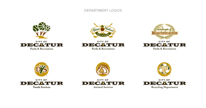 Department Logos