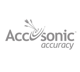 Accusonic Accuracy logo