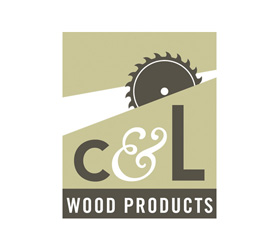 C&L Wood Products logo