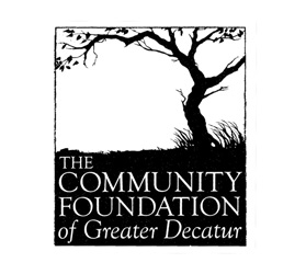 Community Foundation of Greater Decatur logo