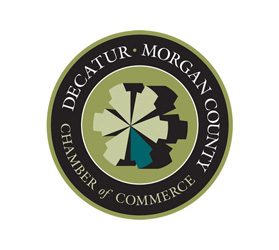 Decatur Morgan County Chamber of Commerce logo