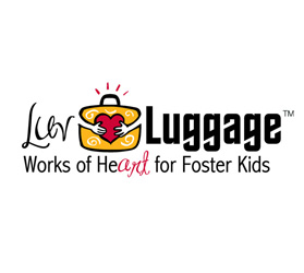 Luv Luggage logo