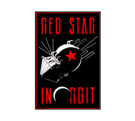 Red Star in Orbit logo