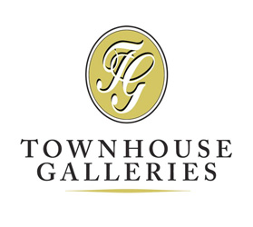 Townhouse Galleries logo