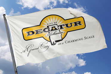 City of Decatur flag