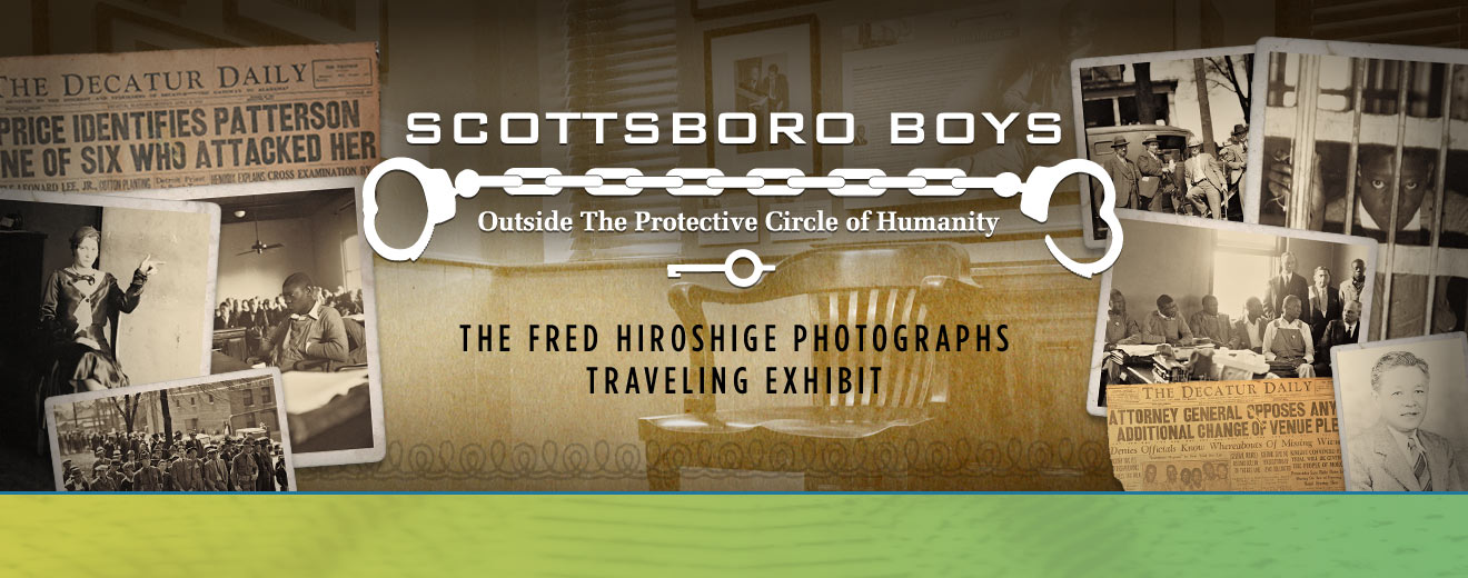 Scottsboro Boys Traveling Exhibit