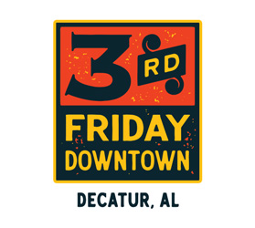 3rd Friday Downtown Decatur, Alabama
