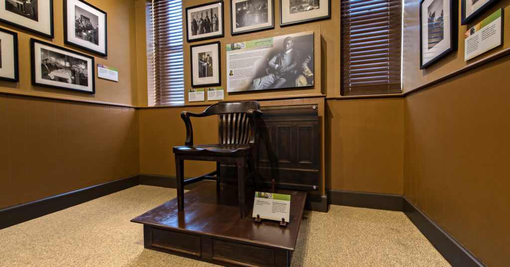 Morgan County Archives Scottsboro Boys Exhibit Gallery