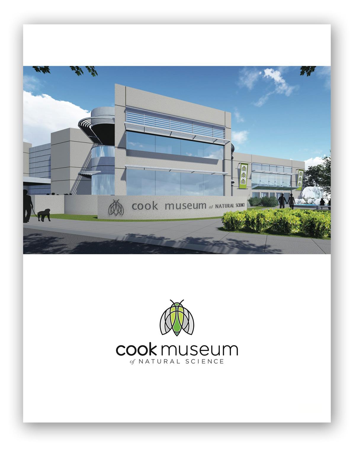 Cooks Museum Brochure