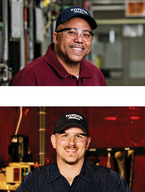Toyota Alabama Employees