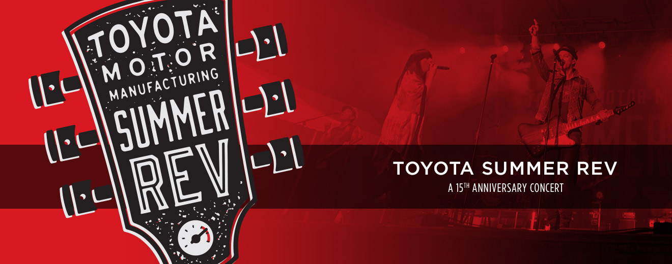 Toyota Summer Rev A 15th Anniversary Concert